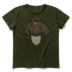 SOIL MUSHROOM - Tshirt|KAFT