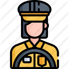 See more icon inspiration related to professions and jobs, taxi driver, profession, occupation, job, user, woman and avatar on Flaticon.