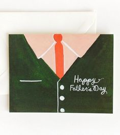 Rifle Paper Co. - Father's Day Shirt Card