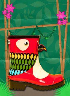 JUJU Parrot Creative