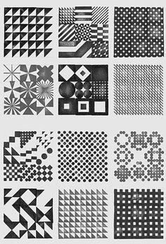 FFFFOUND! | XXX I MMX #pattern