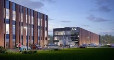JU2 Sport complex - dizonaurai