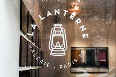 #lantern #logo #window #shopwindow #neutra #font
