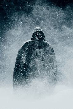 'Darth Vader Staying Alive'. © Vesa Lehtimäki. #photography #star wars #darth vader