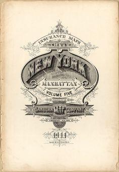 Blog « Mama's Sauce #nyc #vintage #typography
