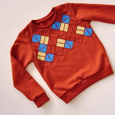 gezeever #clothing #child #screenprint #sweater #kids #elsbaeten