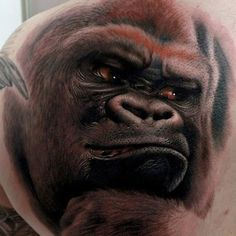 30 Incredible Realistic Tattoo Designs #tattoo #designs #realistic