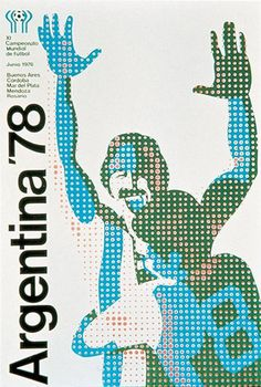 1978 Argentina Poster #poster