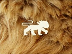 Dribbble - Lion Mark by Alen Type08 Pavlovic #logo #lion #texture