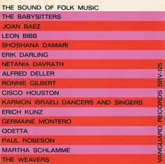 p33_sounds_folk.jpg (600×598) #folk #of #the #record #cover #sound #music