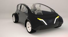 Audi prototype, Mobility for 2030