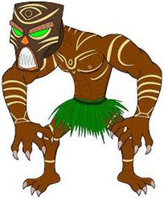Image result for tiki monster