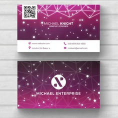 Modern tech business card Free Psd. See more inspiration related to Background, Logo, Business card, Business, Abstract, Card, Template, Office, Visiting card, Layout, Web, Presentation, Graphic, Stars, Purple, Stationery, Corporate, Contact, Creative, Company, Modern, Branding, Information, Visit card, Clean, Cards, Print, Identity, Brand, Minimal, Simple and Name on Freepik.