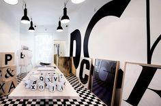 Playtype™ Concept Store hip shops in Copenhagen #store #concept #hipshops #type #typography