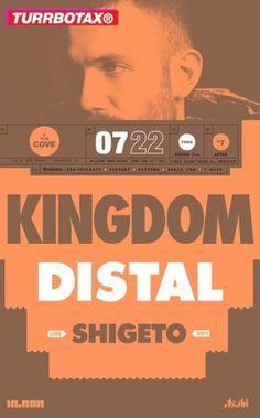 Flyer Goodness #distal #dubstep #poster