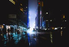My vision of New York by Photographer Renaud JULIAN