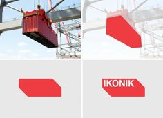 ikonik23 #container #design #graphic #hotel #logo