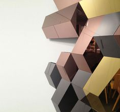 Decorative Mirrors by Samuel Accoceberry
