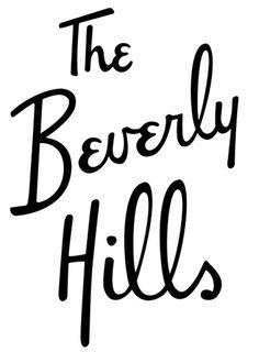 thebeverlyhills_logo.jpg (379×514) #logo #branding #brand identity #thomas schwab