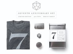 Ugmonk 7th Anniversary Set
