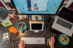Remote desk