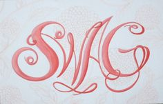 Handmade Lettering on Typography Served #type #design #handlettering #art