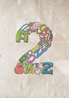 All sizes | Project 10 - 2 Colouring Pencil | Flickr - Photo Sharing! #rough #the #gary #illustration #number