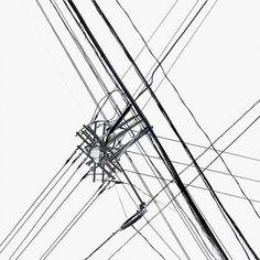 japan_19_ganz.jpg 590×590 pixels #lines #electric #poles #tokyo #wire #japan