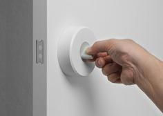 Skeuomorphism design IRL - Fingerprint Smart Door Lock