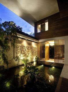 meerahouse9 | Fubiz™ #garden #architecture #house #green
