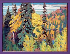 harris-trees-and-pool-ago-3877-web.jpg 800×620 pixels #painting