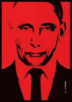 Geneva 2 #political #geneva #politic #off #syria #putin #russia #illustration #poster #america #face #conference #obama
