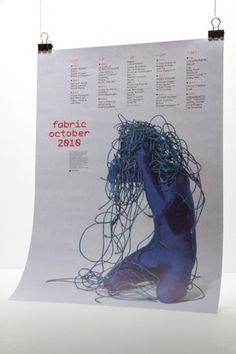 plusyes — projects #blu #morphsuit #cables #poster