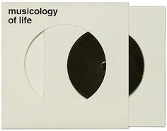 marcus kraft: musicology #minimal #packaging #swiss #cd