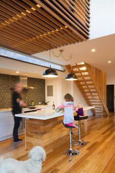 Westgarth House – Open and Breezy but Warm and Cosy