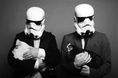 Claustrophobically Agoraphobic #photography #stormtroopers
