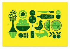 Eight Hour Day » Summer Art Print