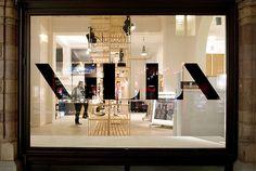 Villa | Kurppa Hosk #signage #logo #branding