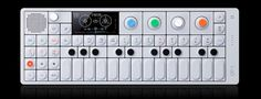 OP-1 - Teenage Engineering #synth #design #aluminum