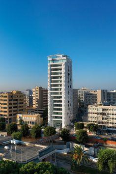 White Walls Transforms the City Silhouette of Nicosia