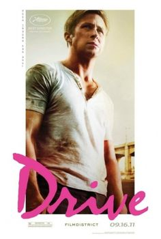 Ryan Gosling stands alone for the first poster from Nicolas Winding Refn's Drive | Flix66.com