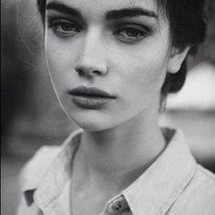 Likes | Tumblr #girl #greyscale