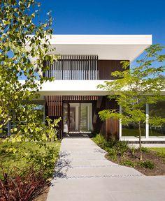 Contemporary Architectural Interpretation of the House