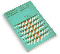 stream of consciousness #geometry #overprinting #print #design #graphic #book #cover #vintage