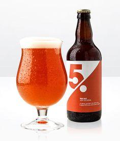 Five Per Cent #beer #packaging