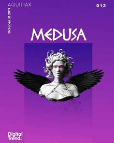013 Medusa. Don't stare at its eyes.