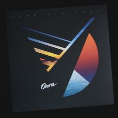 Lovely record cover for Onra