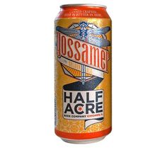Half Acre Gossamer #packaging #beer