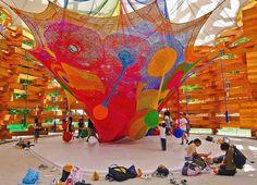 File:Playground at Fuji-Hakone-Izu National Park.jpg - Wikipedia, the free encyclopedia #sculpture #places