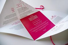 Awesome Wedding Invitations #graphic design #design #identity #packaging #invitation #wedding